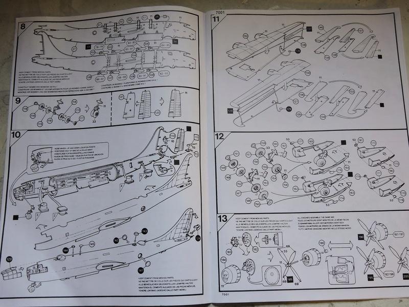 [Airfix] B29 Eddie allen  Boeing16