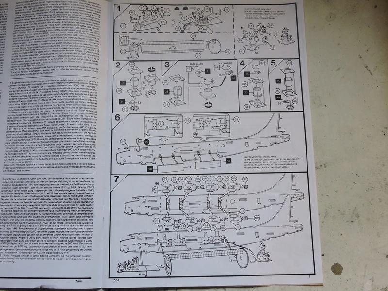 [Airfix] B29 Eddie allen  Boeing18