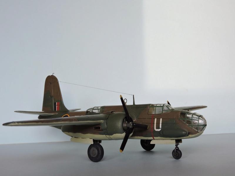[airfix] boston mark III  Dougla97