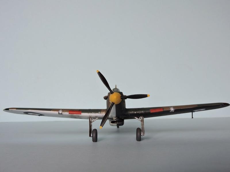 [airfix] Hawker hurricane MKI Hawker11