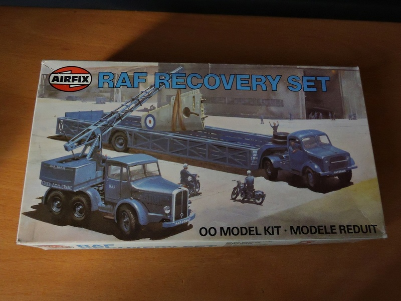 [airfix] set recovery  Raf_re10