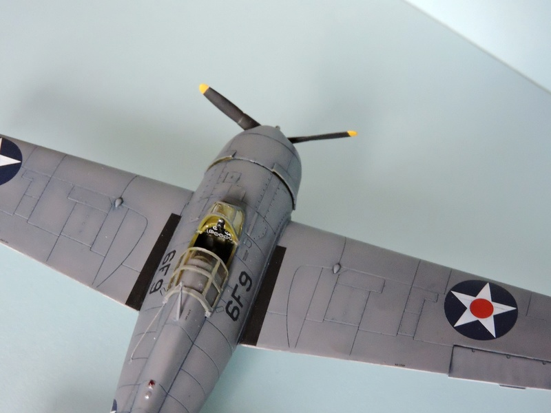[airfix] Wildcat F4F4 Wildca12