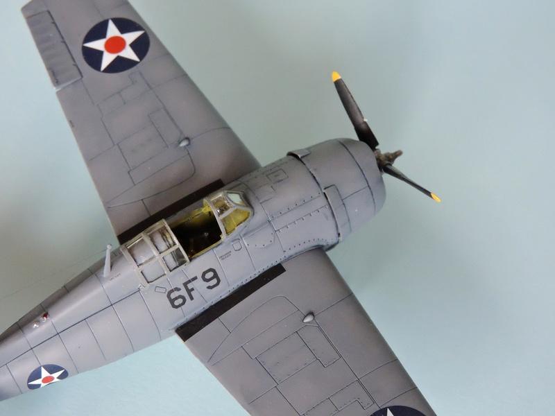 [airfix] Wildcat F4F4 Wildca14