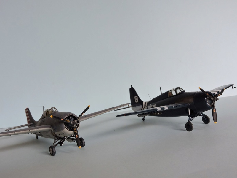 [airfix] Wildcat F4F4 Wildca15