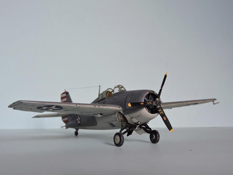 [airfix] Wildcat F4F4 Wildca22