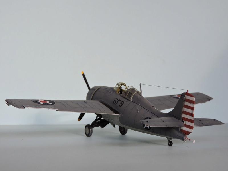 [airfix] Wildcat F4F4 Wildca24