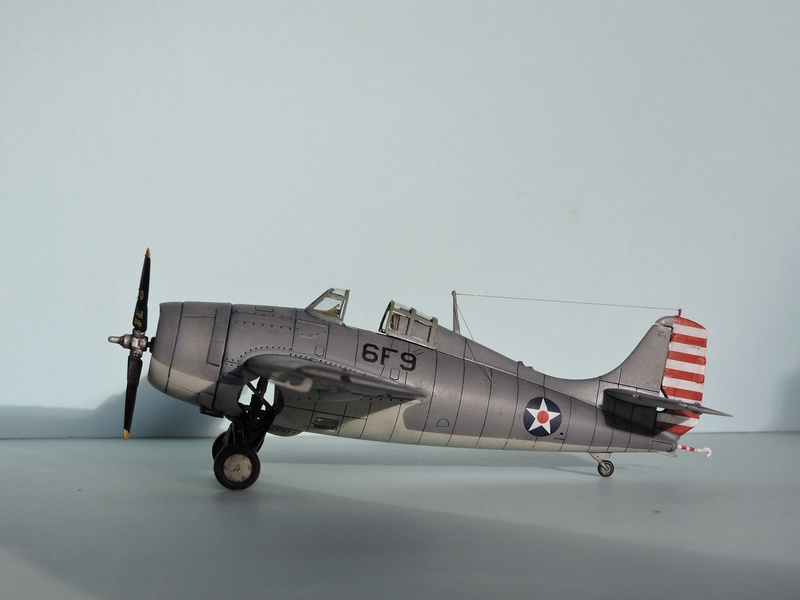 [airfix] Wildcat F4F4 Wildca25