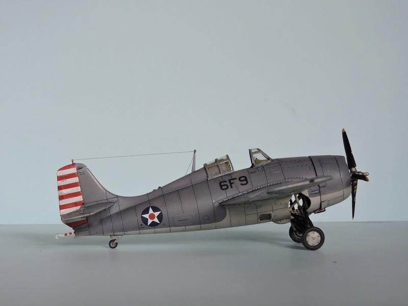 [airfix] Wildcat F4F4 Wildca27