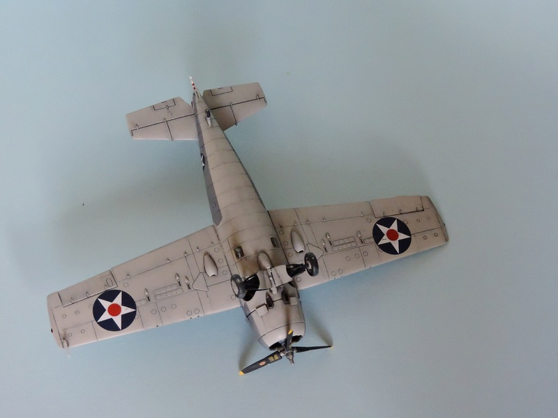[airfix] Wildcat F4F4 Wildca28