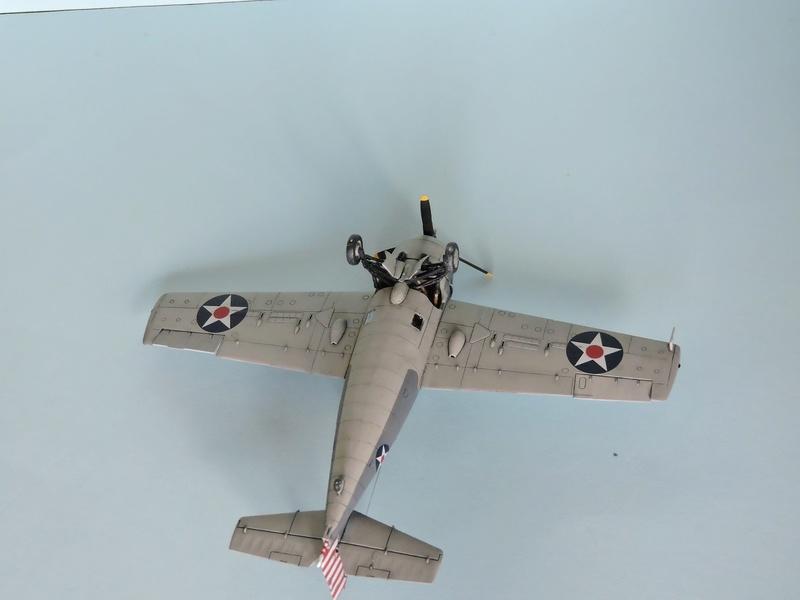 [airfix] Wildcat F4F4 Wildca29