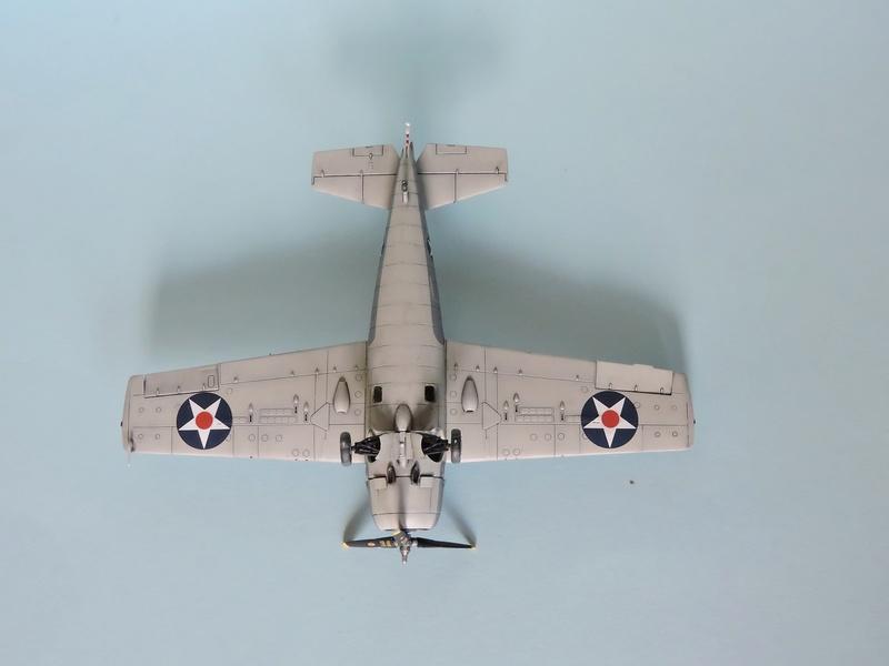 [airfix] Wildcat F4F4 Wildca30