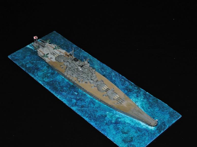 LA MARINE  A PIERRE Yamato10