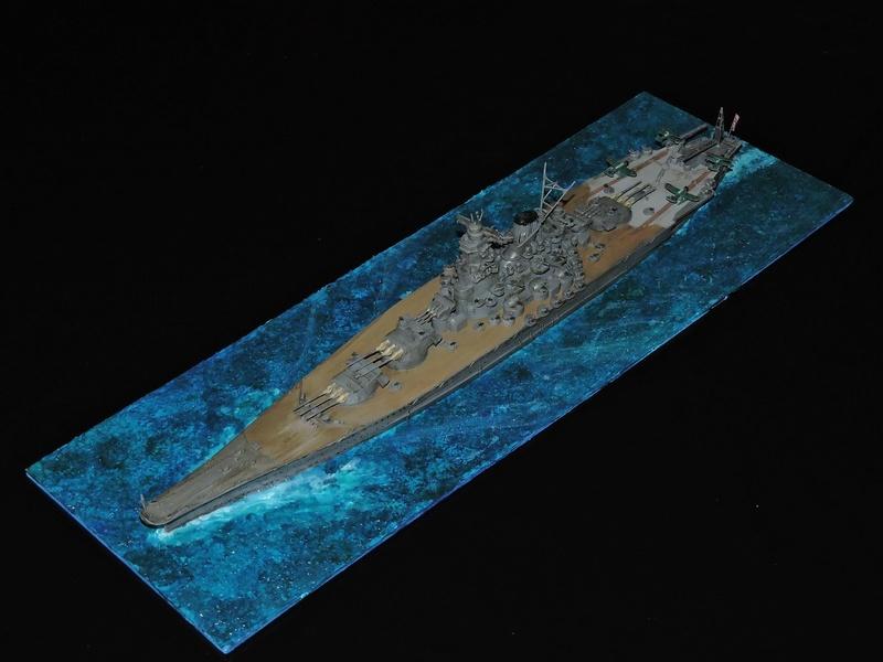 LA MARINE  A PIERRE Yamato11