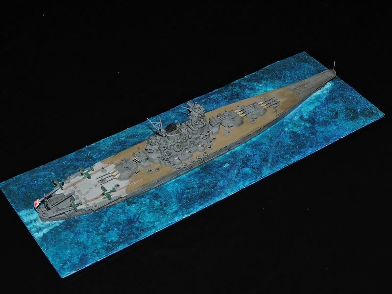 LA MARINE  A PIERRE Yamato12