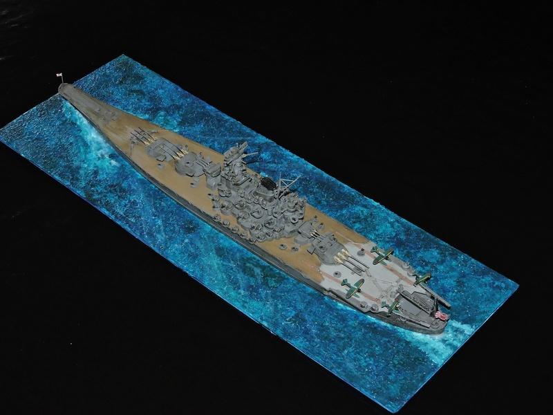 LA MARINE  A PIERRE Yamato13