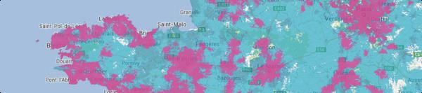 Bouygues Telecom couvre 95% de la population française en 4G 15174710