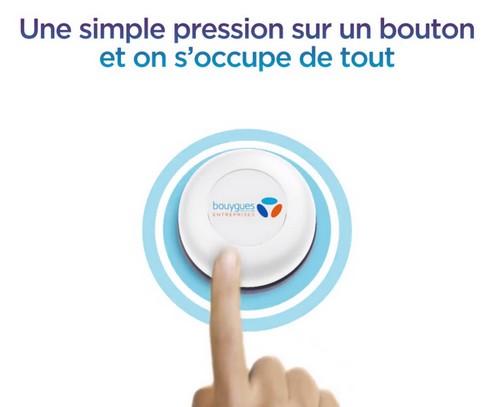 Bouygues Telecom Entreprises lance un SAV connecté 3.0 Bouton10