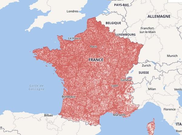 """Les opérateurs investiront 3 milliards d'euros pour couvrir les """"zones blanches"""" Couver10"""