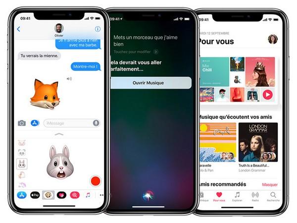 L'iPhone X disponible en précommande à partir de 579,90€ chez Bouygues Telecom Iphone11