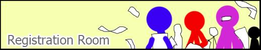 ♢ [ABG] Registration Room