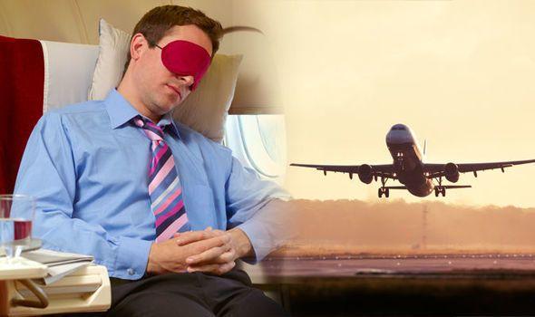 احذر من النوم لحظة إقلاع الطائرة .. والسبب Don-t-10