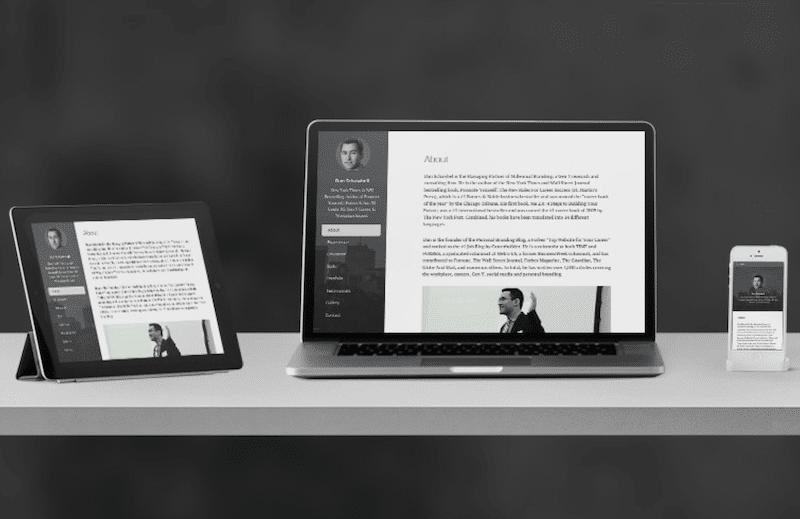 خدمة branded.me لإنشاء موقعك الشخصي بالاعتماد على لينكد إن Screen10