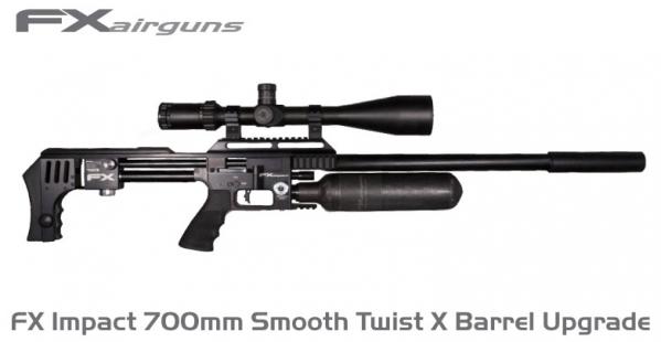 Du nouveau pour la FX IMPACT , le canon Twist X smooth 3845ac10