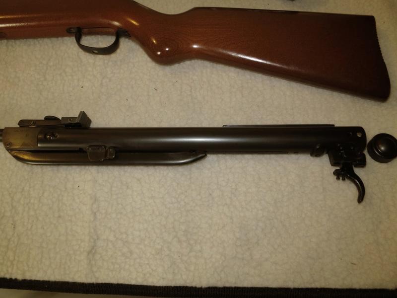 Remise à neuf d une carabine DIANA 27 de 1982 Img_1023