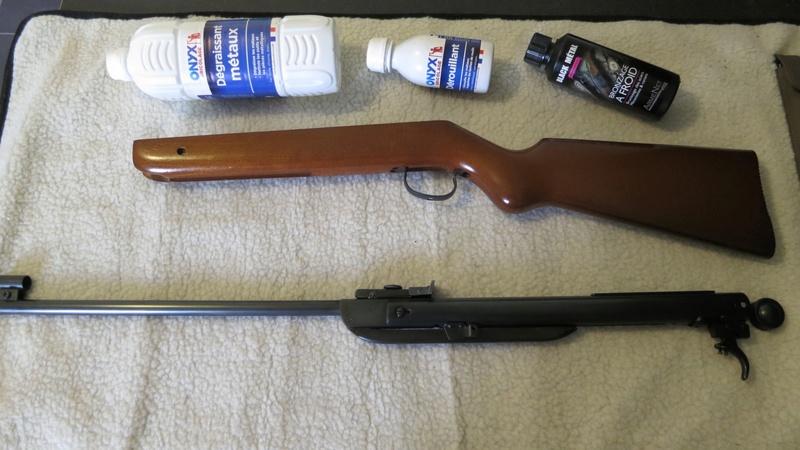 Remise à neuf d une carabine DIANA 27 de 1982 Img_1027