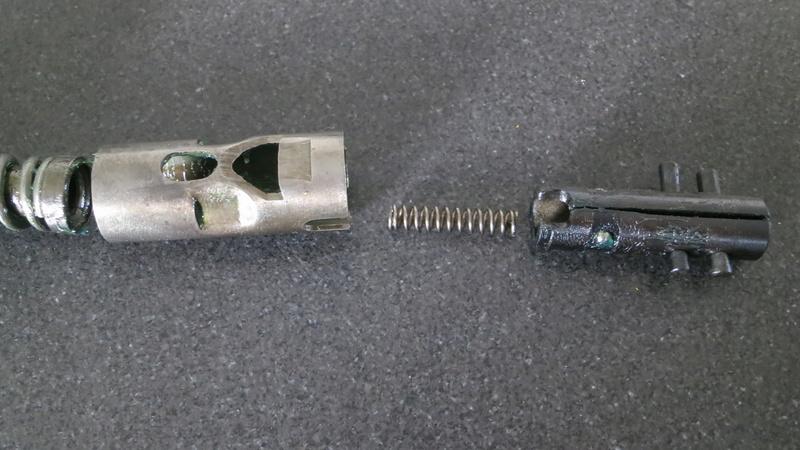 Remise à neuf d une carabine DIANA 27 de 1982 - Page 2 Img_1031