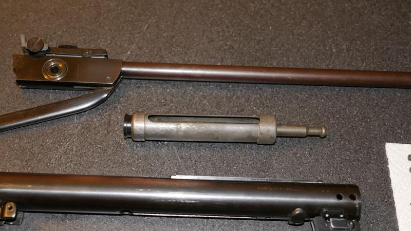 Remise à neuf d une carabine DIANA 27 de 1982 P1490110