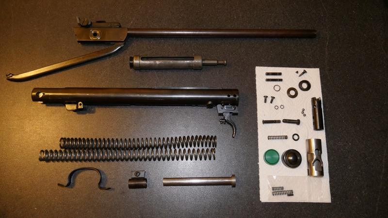 Remise à neuf d une carabine DIANA 27 de 1982 P1490112