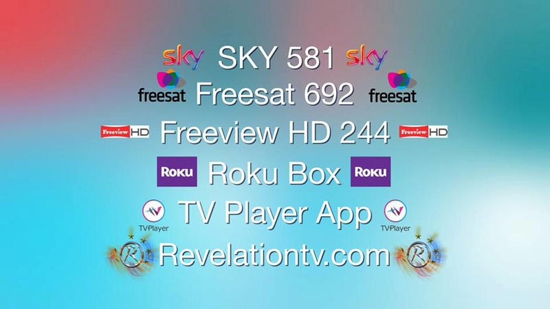 REVELATION TV Live PROGRAMS- BIBLE STUDY & MIDDLE EAST REPORT Rev_tv10