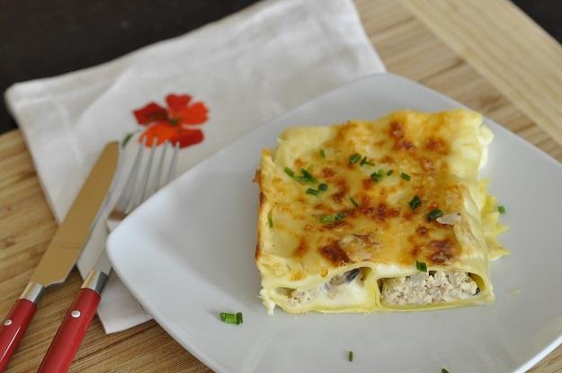 Cannelloni au poulet et mozzarella... Ob_5ac10