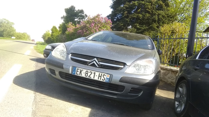 CITROEN C5 2L HDi 110ch EXCLUSIF TOUTES OPTIONS P_201811