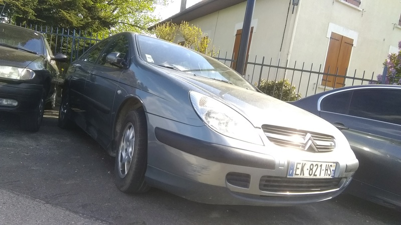 CITROEN C5 2L HDi 110ch EXCLUSIF TOUTES OPTIONS P_201814