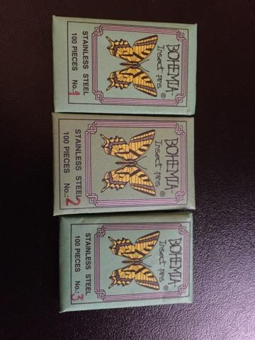 Epingles inox à l'échange 26241010
