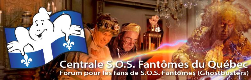 Centrale S.O.S. Fantômes du Québec