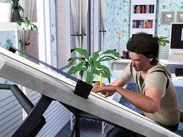 [Clos]   Mister Sims 2011 : et si c'était vous ? - Page 3 Travai10