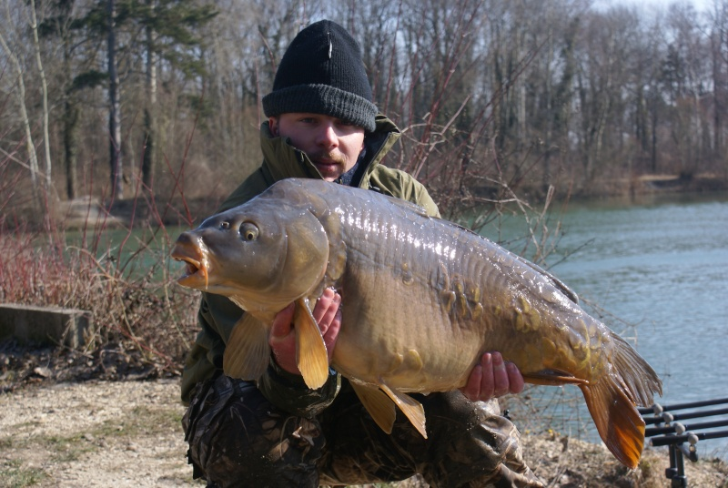 """3 jours au """"poisson rouge"""" à Dijon 01110"""
