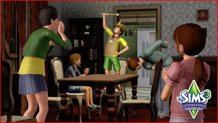 Les Sims™ 3 : Générations Genera11