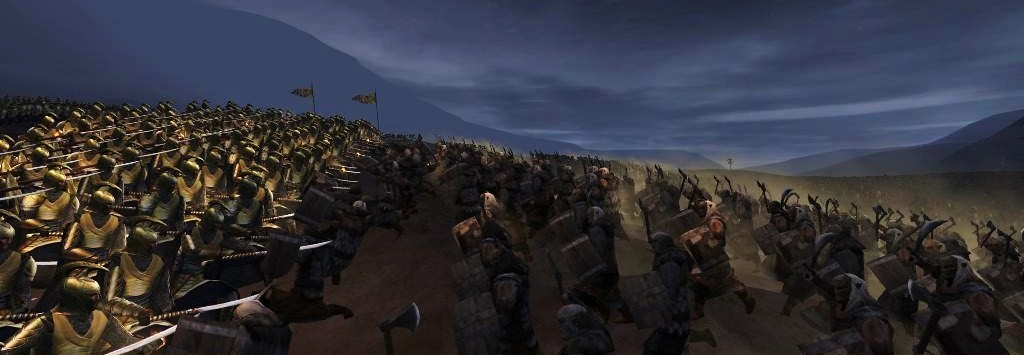 Third Age: Total War ( ver 1.4 disponible ) mise a jour - Page 2 Charge10