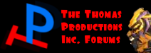 The Thomas Productions Inc. Forums