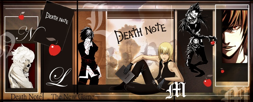 Death Note: THE NEW GAME