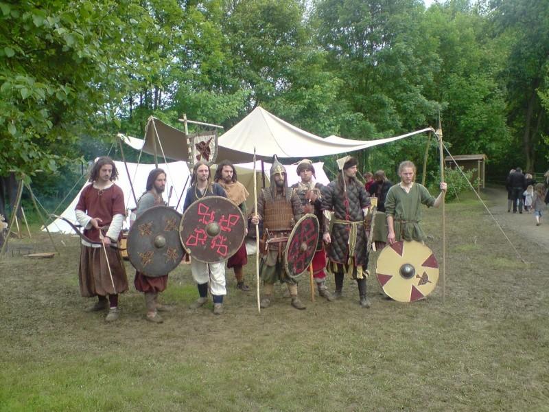 Journées Vikings archéosite de Marle - Mai 2009 P1705010