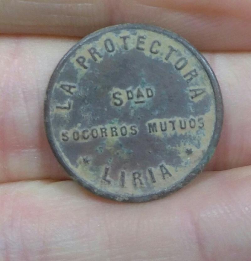 Moneda o ficha de necesidad ciudad de Llíria Img_2018