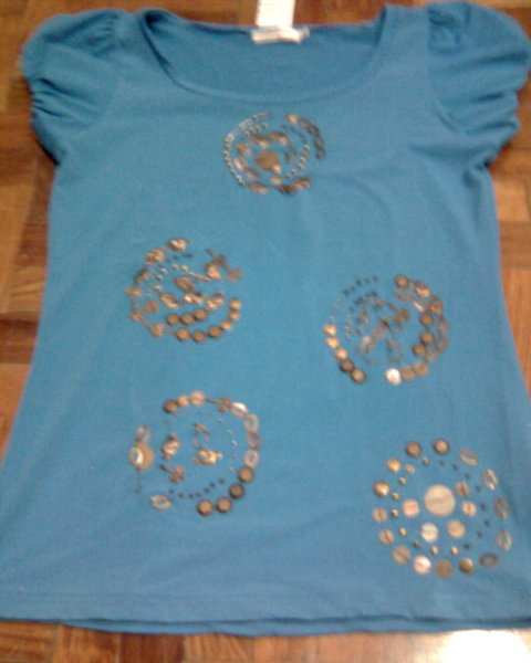 For Sale: Beaded Blouses Anjch529