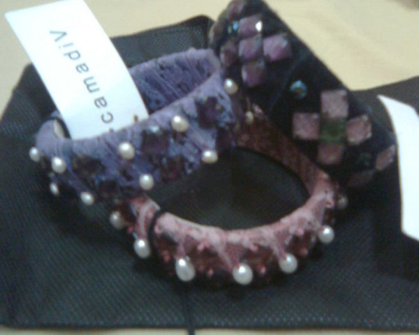 For Sale: Beaded Accessories Anjch568