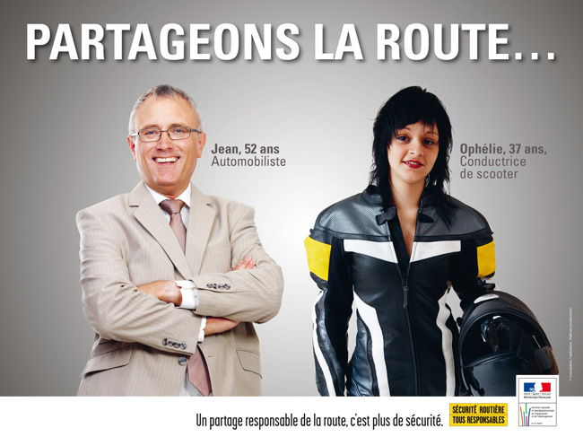 SECURITE ROUTIERE: Campagne de sécurité Partag11