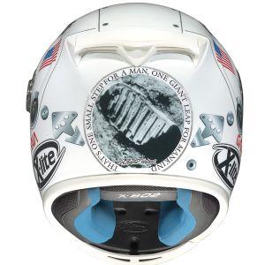 Un casque exceptionnel pour le fils de Jean-Loup Chrétien Xlite-10
